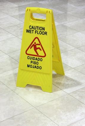Caution Wet Floor Livingston DiMarzio, LLP Firm History.
