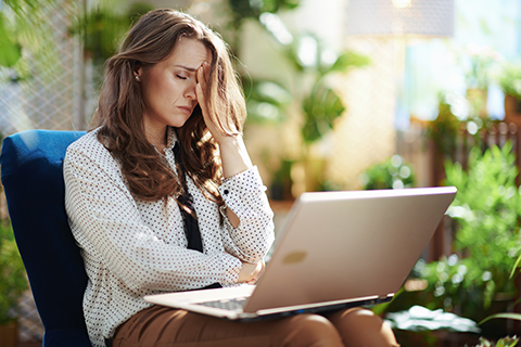 Videoconferencing May Lead To Burnout.