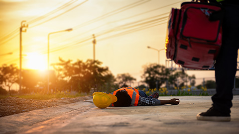 Heat Related Injuries Lawyers In New Jersey.